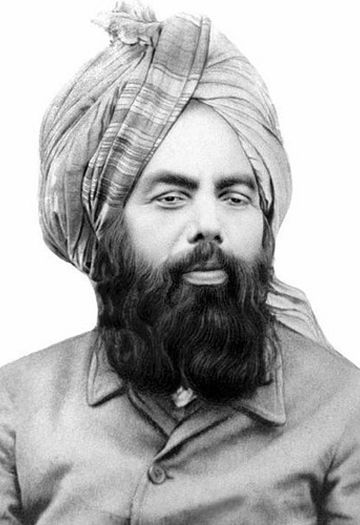 Den Lovede Messias Hans Hellighed Hazrat Mirza Ghulam Ahmad (as) 1835-1908